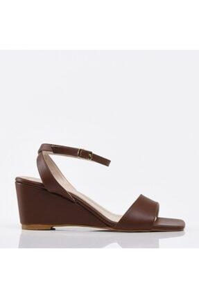 Hotiç Taba Yaya Kadın Sandalet & Terlik
