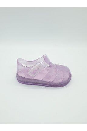 IGOR Star Glitter Lilac Simli Yazlık Bebe Deniz Ve Havuz Sandalet