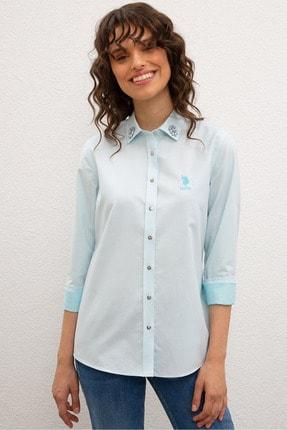 U.S. Polo Assn. Kadın Gömlek G082SZ004.000.978585