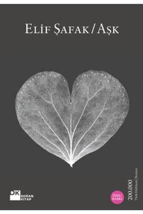 Doğan Kitap Aşk Gri Kapak