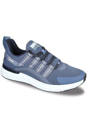 Jump 26483 Unisex Mavi Ortopedik Günlük Spor Ayakkabı