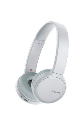 Sony Bluetooh Kulak Üstü Kulaklık - Beyaz