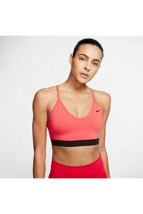 Nike Kadın Turuncu Indy Light-support Sports Büstiyer