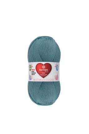 Kartopu Baby Love & Care Antibakteriyel El Örgü Ipi K490