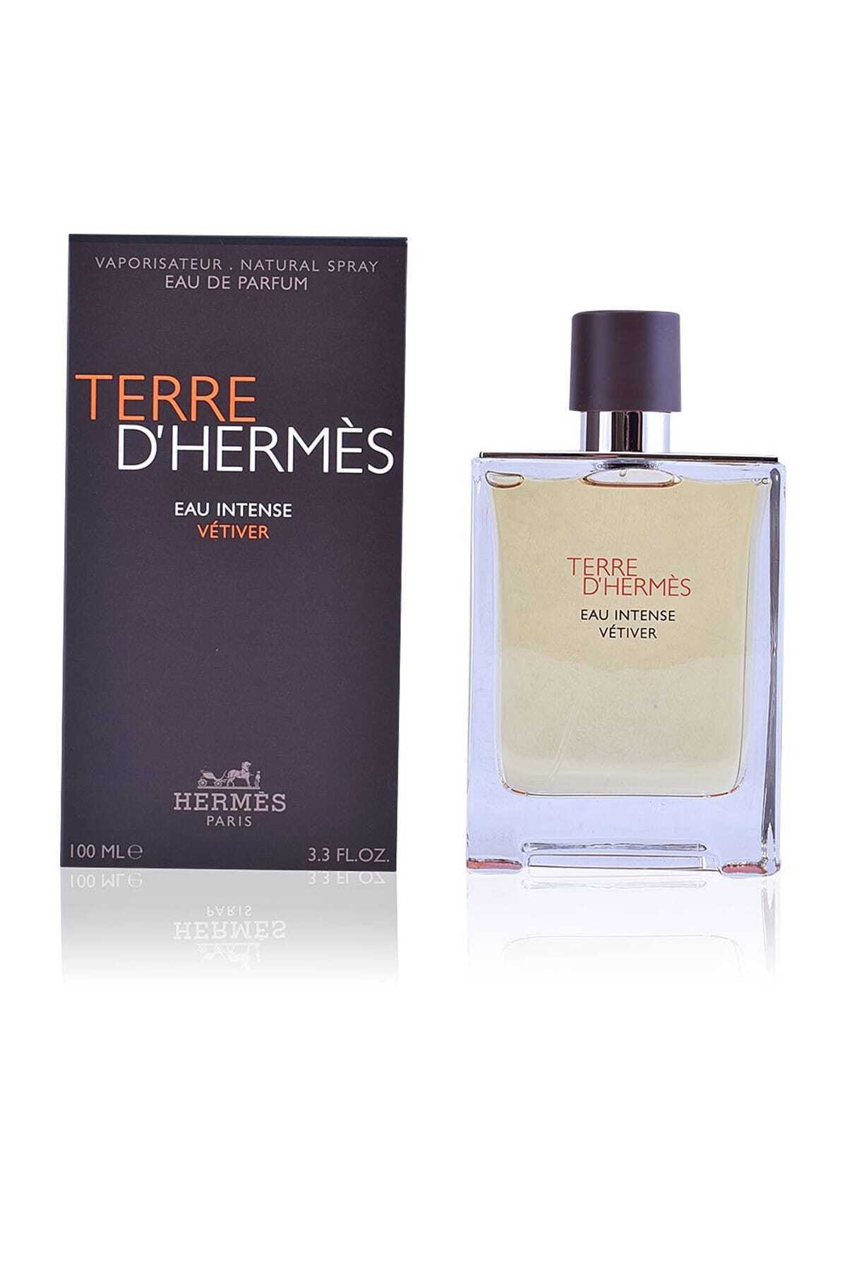 Hermes Terre D' Eau Intense Vetiver Edp 100 ml Erkek Parfüm 3346131430741 1