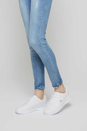 lumberjack Finster Wmn Beyaz Kadın Sneaker Ayakkabı 100353722