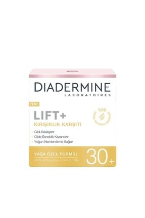 Diadermine Lift + Kırışıklık Karşıtı 30 Yaş 50 ml