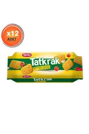 Torku Tatkrak Baharatlı Kraker 100 gr X12