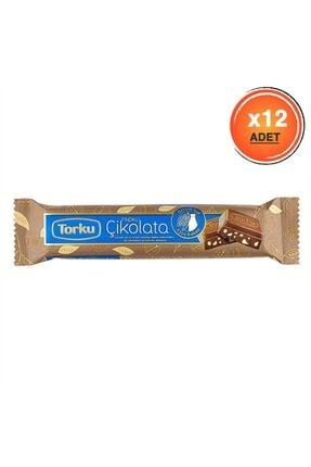 Torku Baton Fındıklı Sütlü Çikolata 35 gr X12