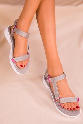 SOHO Buz Kadın Sandalet 16273
