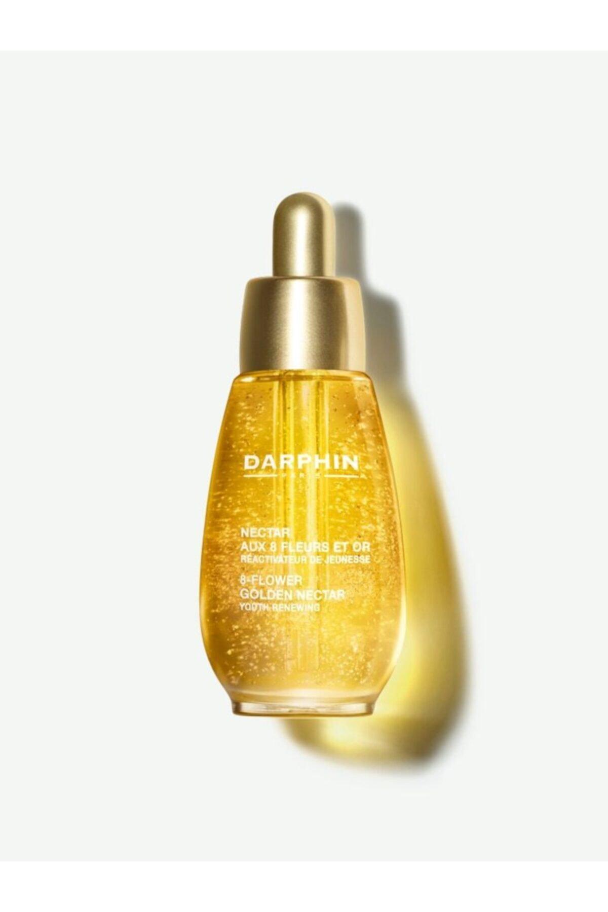 Darphin Altın Tanecikli Aromatik Bakım- 8-Flower Golden Nectar Youth Renewing 30 ml 882381096724 1