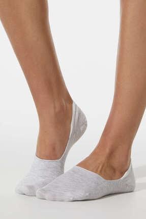 Oysho Pamuklu Görünmez Çorap 2 Çift