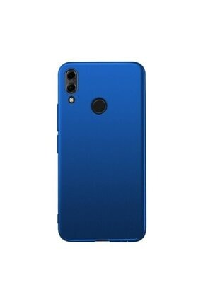 Ehr. Huawei Honor 8x Mat Esnek Silikon Kılıf - Lacivert