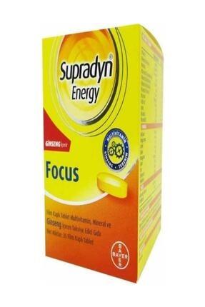 Supradyn Energy Focus 30 Tablet