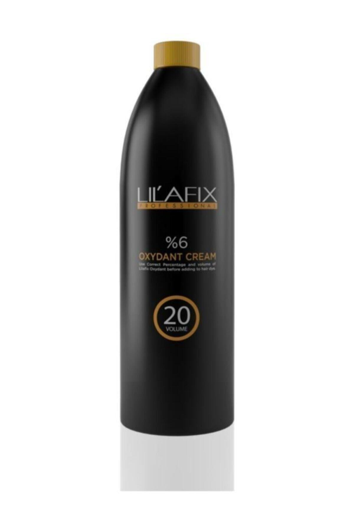 Lilafix 20 Volume (%6) Oksidan Krem 1000 ml 1