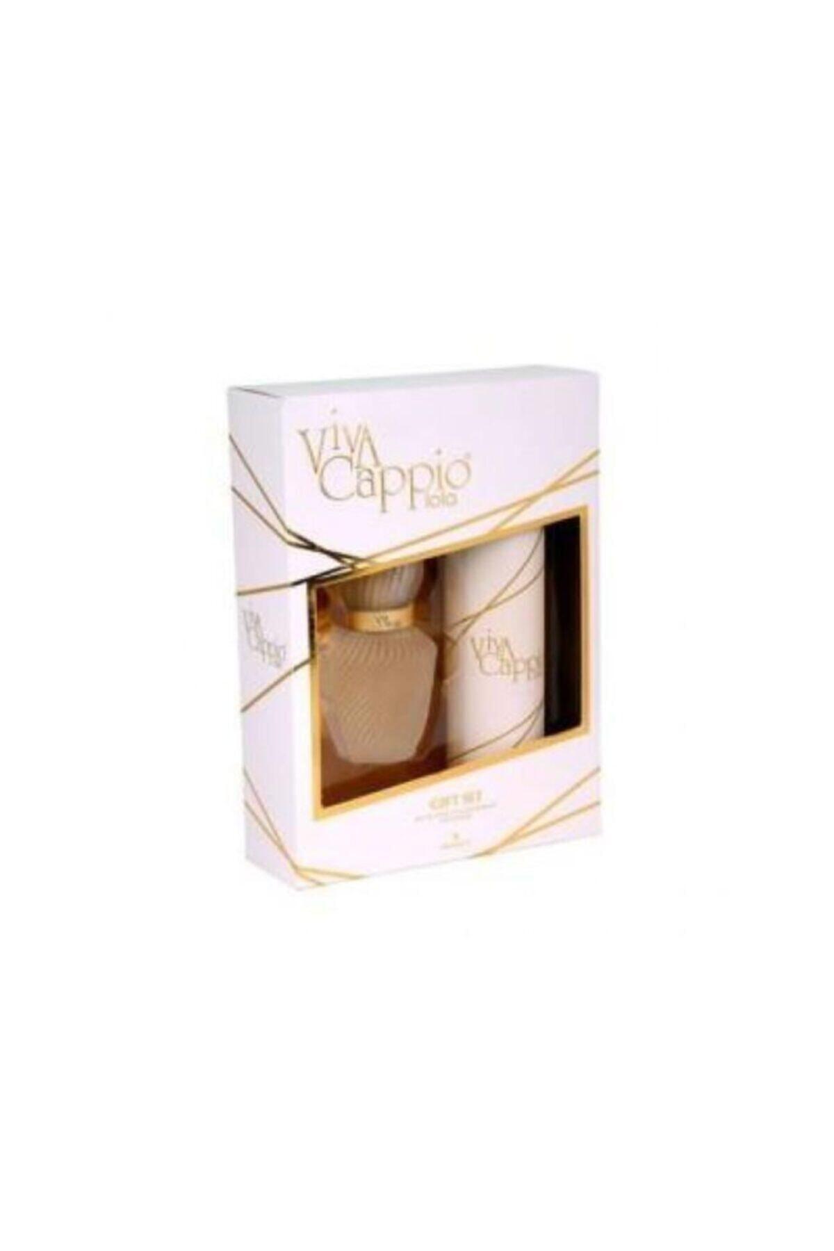 VİVA Lola Gıft Set For Women 60 Ml Edt+150ml Deo Set  Kadın Parfüm 1