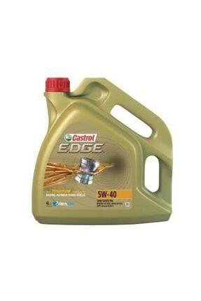 CASTROL Edge 5w-40 4 Litre Motor Yağı 2020 Üretim