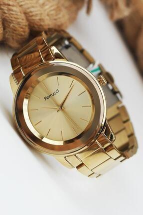 Ferrucci Fc N8596 02 Kadın Kol Saati Büyük Kasa