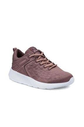 Kinetix Kadın Hafif Tabanlı Günlük Spor Ayakkabısı - Mor - Btmz000323-mor-40
