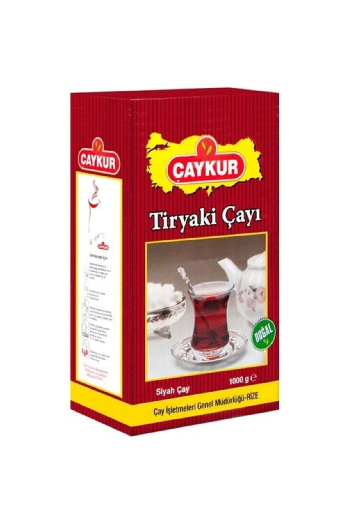 Çaykur Tiryaki Çay 1000 gr 1