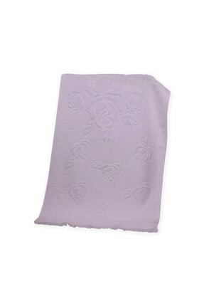 Fiesta Beyaz Soft Kadife İşleme Havlusu