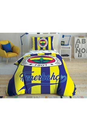 Fenerium Fenerbahçe Lisanslı Tek Kişilik Çubuklu Nevresim Takımı