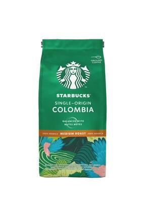Starbucks Sıngle Orıgın Colombıa Öğütülmüş Kahve 200 gr