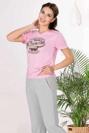 Pierre Cardin Kadın Pijama Ev Kıyafeti Pc.1070