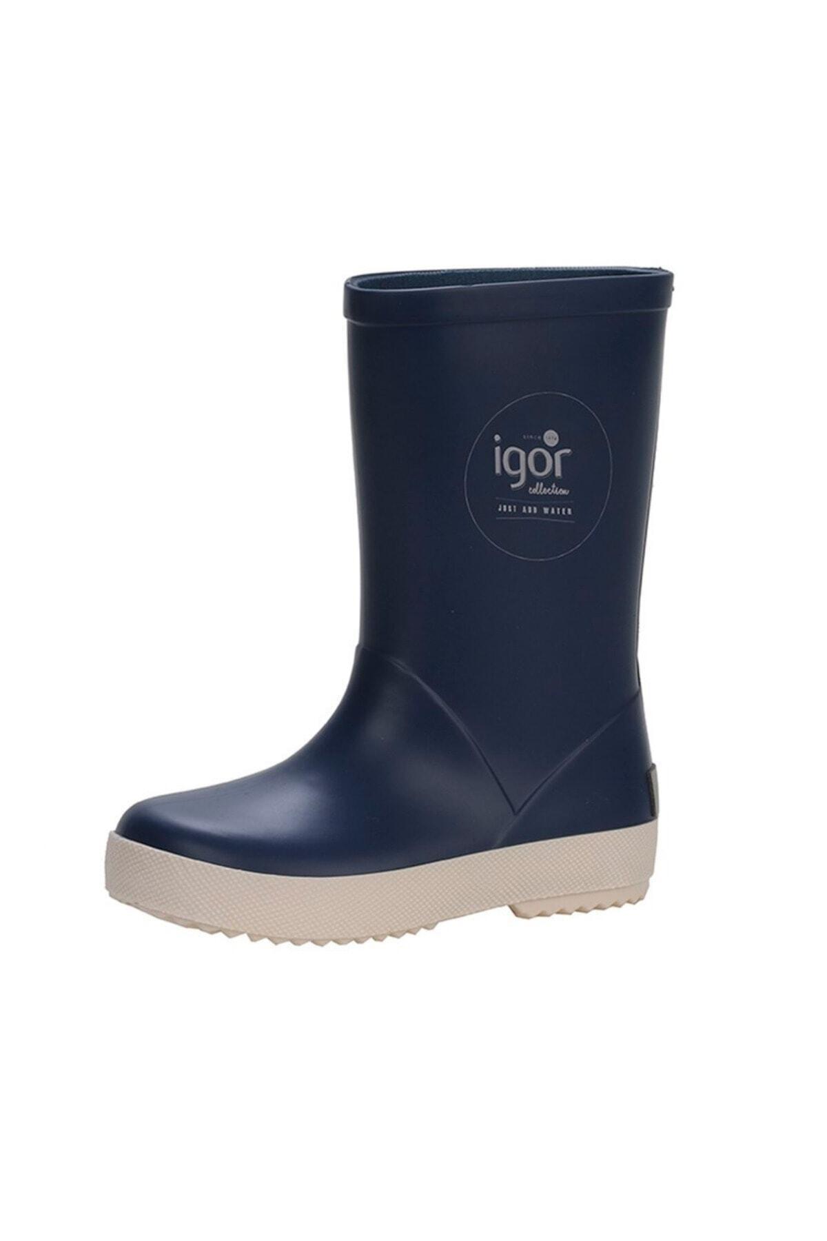 IGOR Splash Nautico Çocuk Yağmur Çizmesi Jeans 2