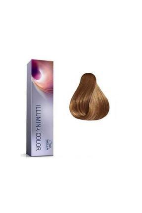 Wella Illumina 7/35 Orta Altın Mahagoni Kumral Saç Boyası 60 ml