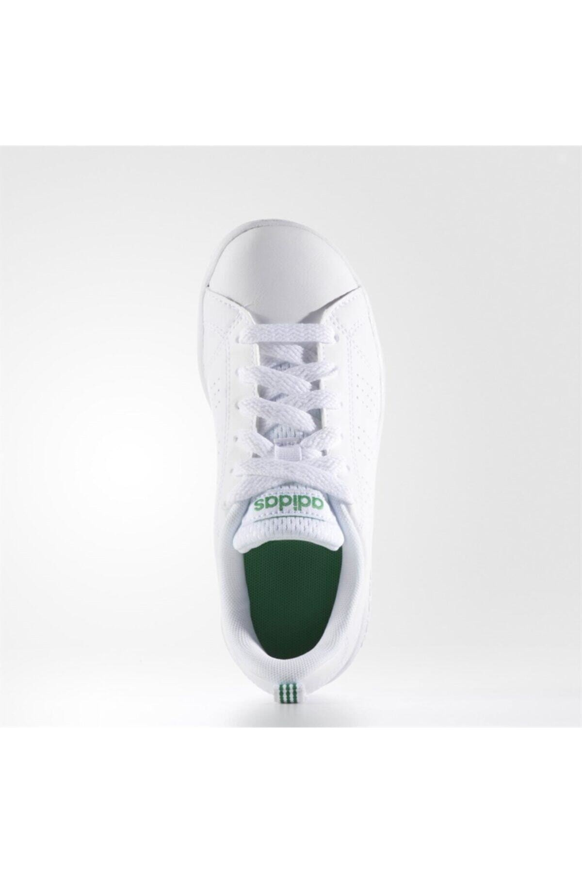 adidas ADVANTAGE CLEAN Beyaz Haki Erkek Çocuk Sneaker 100280003 2