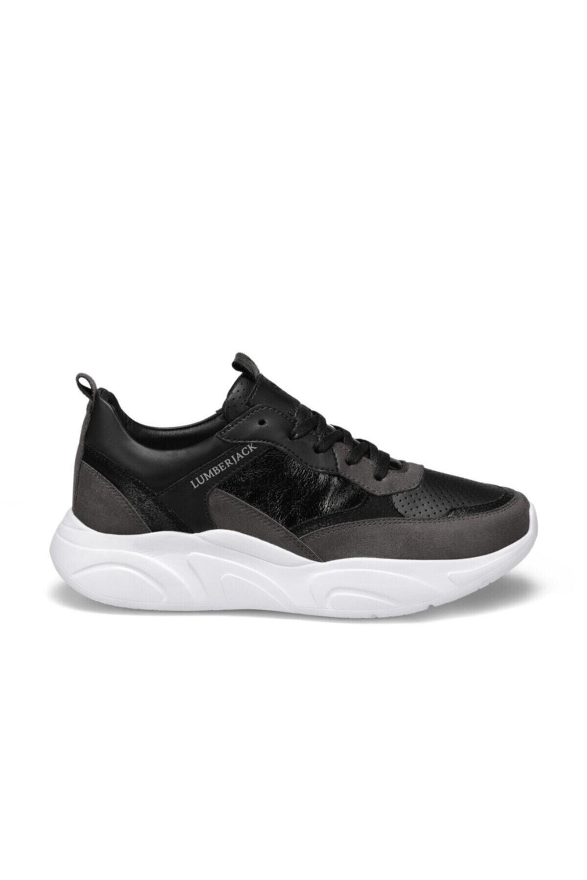 lumberjack LILIAN Siyah Kadın Sneaker Ayakkabı 100486544 2