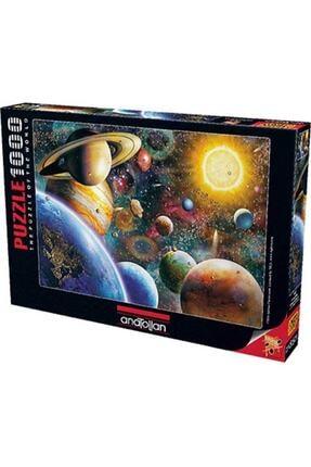 Anatolian Puzzle 1033 Gezegenler 1000 Parça Puzzle