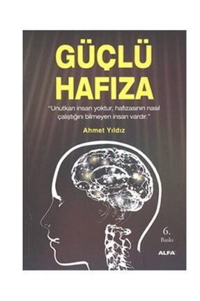 Alfa Yayınları Güçlü Hafıza - Ahmet Yıldız