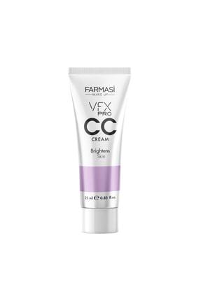 Farmasi Mor Vfx Pro Cc Krem 25 ml