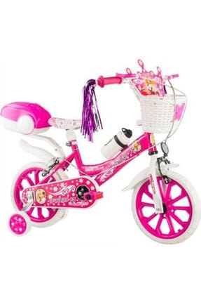 Dilaver Pembe 15 Jant Çocuk Bisikleti 4 - 5 - 6 - 7 Yaş