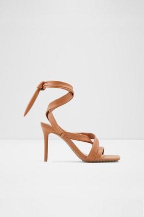 Aldo Kadın Taba  Topuklu Sandalet