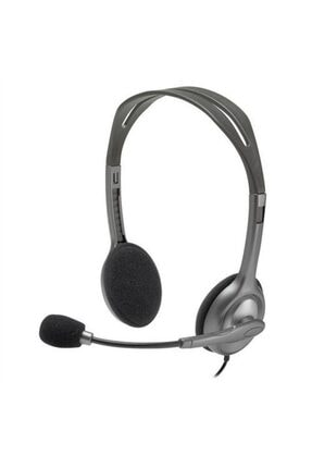 logitech Logıtech 981-000593 H111 Stereo Headset