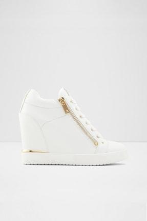 Aldo Kadın Beyaz Topuklu Sneaker