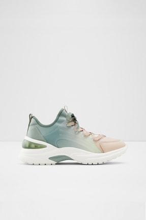 Aldo Kadın Yeşil Bağcıklı Sneaker