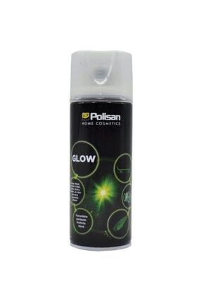Polisan Glow Özel Amaçlı(karanlıkta Parlayan Fosforlu) Sprey Boya 400ml