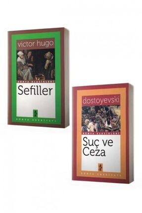 Venedik Yayınları Sefiller Ve Suç Ve Ceza - 2 Kitap