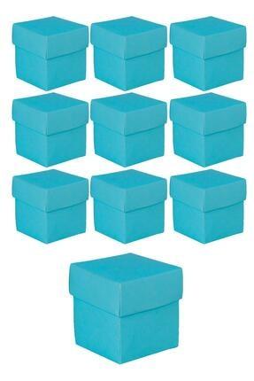 Kına Atölyesi 5x5 Bebek Hediyelik Karton Kutusu 10 Adet