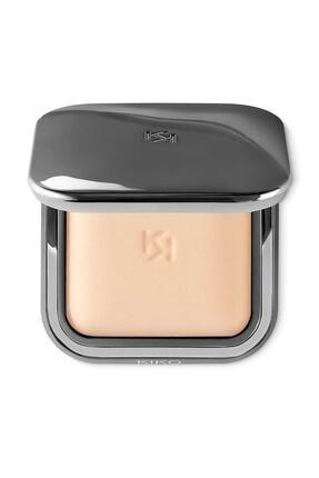 KIKO Fırınlanmış Aydınlatıcı Pudra - Radiant Fusion Baked Powder 02 Sand 10 gr 8025272608145