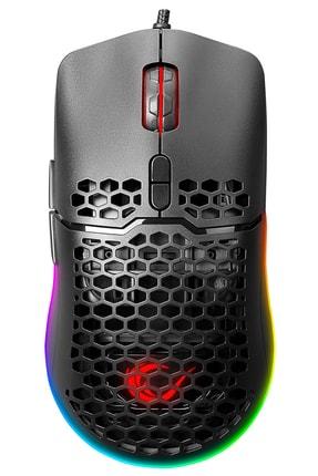 Rampage X-Titan 7200 DPI RGB Ledli Süper Hafif Makrolu Gaming Oyuncu Mouse