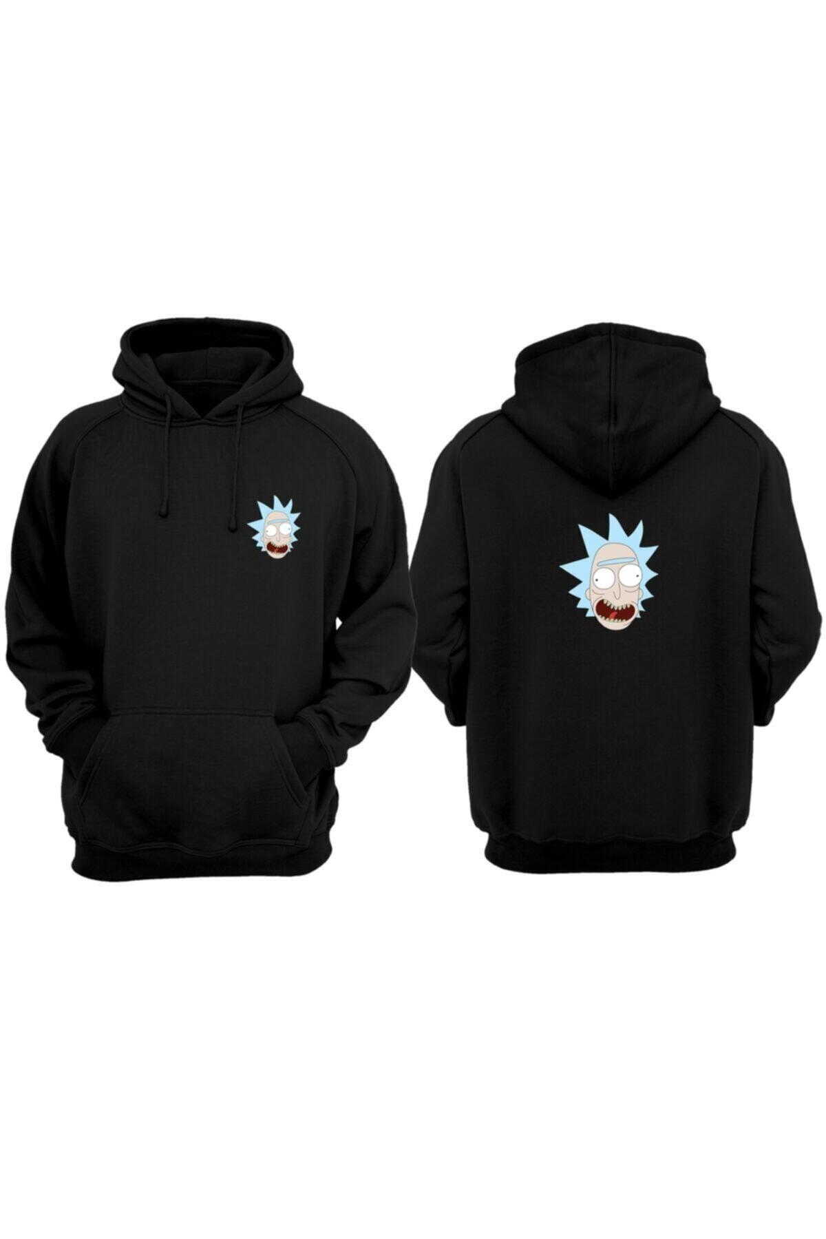 VectorWear Rick And Morty  Sweatshirt Hoodie 1