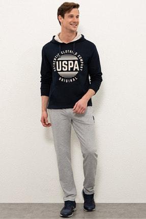 U.S. Polo Assn. Grı Erkek Eşofman Altı