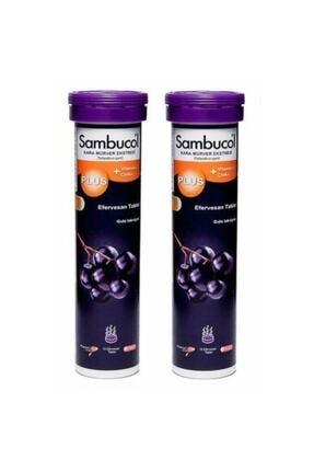 Sambucol Plus Effervesan Tablet 2 Kutu