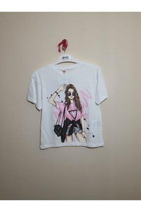 DMB BOYS & GIRLS Kız Çocuk T-Shirt