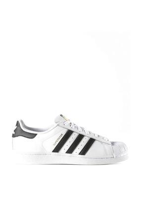 adidas Unisex Beyaz Superstar Co (gs) Spor Ayakkabı